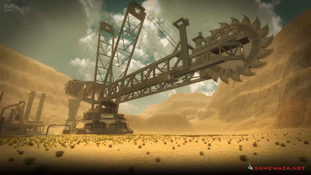 Giant Machines 2017 Gameplay Screenshot 4