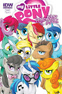 MLP Friendship is Magic #10 Comic Cover A Variant