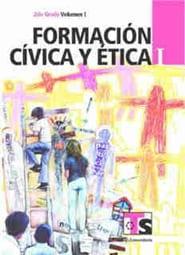 Formación Cívica y Ética I Volumen I Libro para el Alumno Segundo grado 2018-2019 Telesecundaria