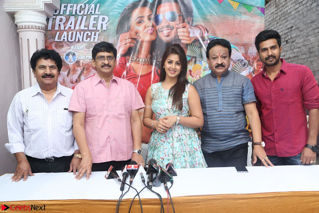 Nikki Galrani at Prema leela pelli gola trailer Launch ~  Exclusive 001.JPG