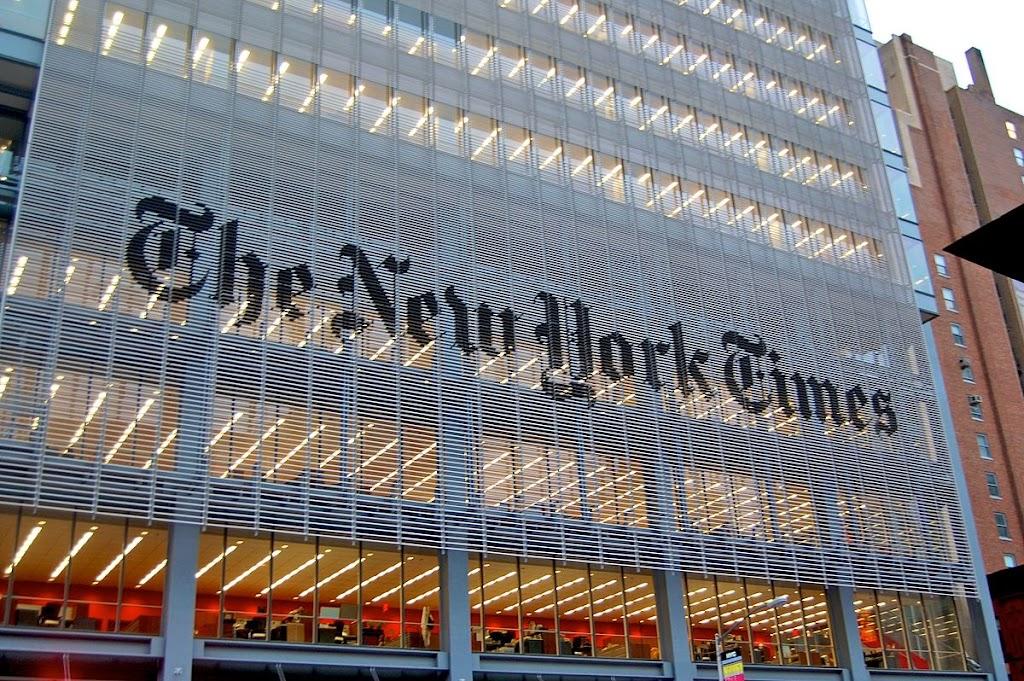 百年老報的華麗轉身!《紐約時報》未來五年的數位藍圖