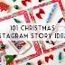 101 Christmas Instagram Story Ideas