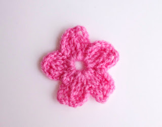 flower crochet by Chez Violette