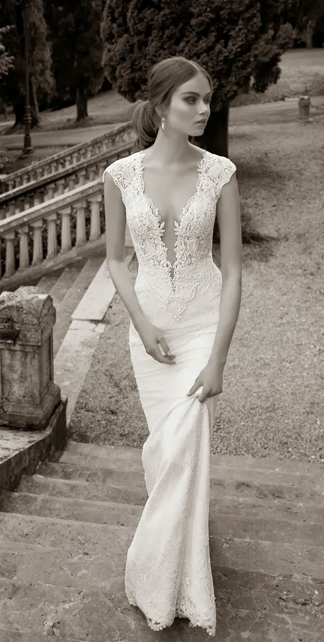 Passion For Luxury : Berta Bridal Winter 2014 Collection - Part 1