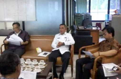 Wakil Bupati Dan Pimpinan DPRD Selayar Konsultasi Ke Mendagri