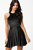 Rochiță Black Velvet