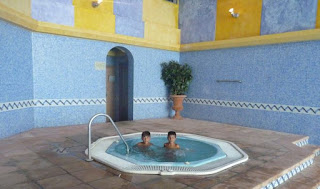 Hotel Antequera Golf. Jacuzzi.