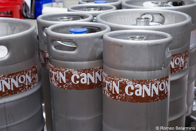 Tin Cannon Brewing Kegs Northern Virginia