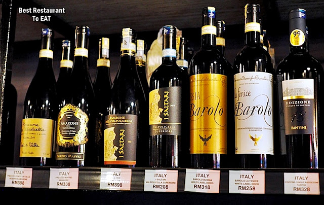 ECO WINE KUCHAI LAMA - Wine Collection - Italy - Old World