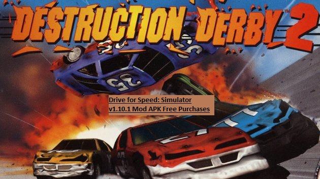 Demolition Derby 2 v1.3.29 Mod APK Mega Mod