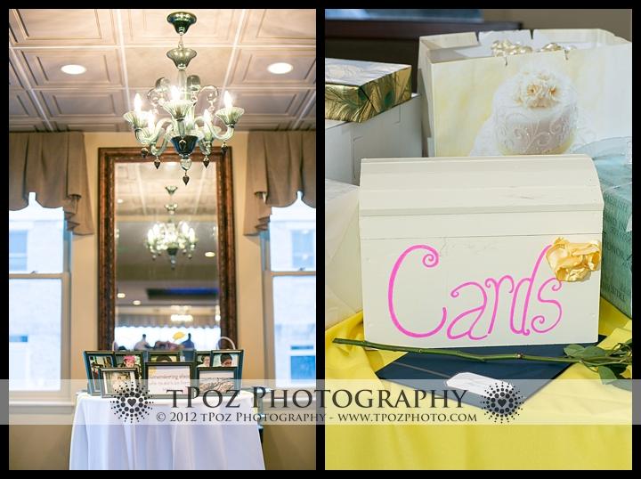 Tabrizi's wedding card box