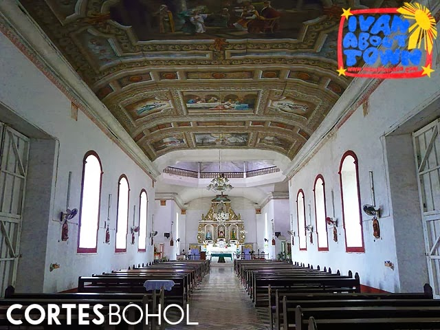Parish Church of the Santo Niño (Cortes, Bohol)