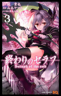 Manga Owari no Seraph Volume 03