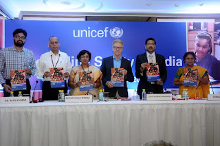 UNICEF:  First comprehensive report on Child Online Safety in India launches