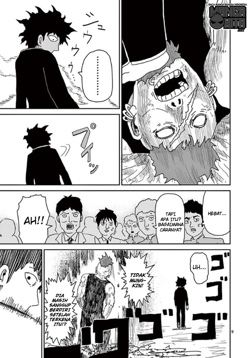 Mob Psycho 100 Chapter 33-10
