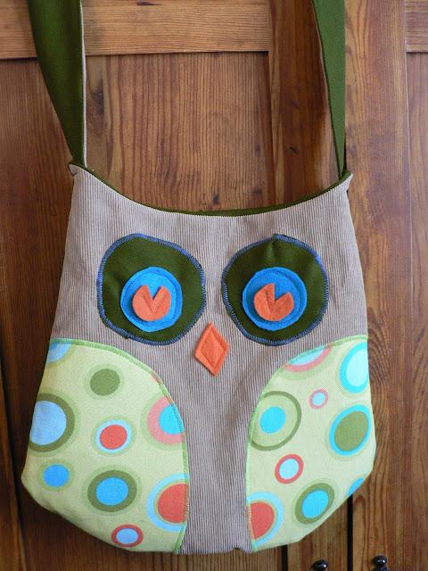 Owl Purse craft
