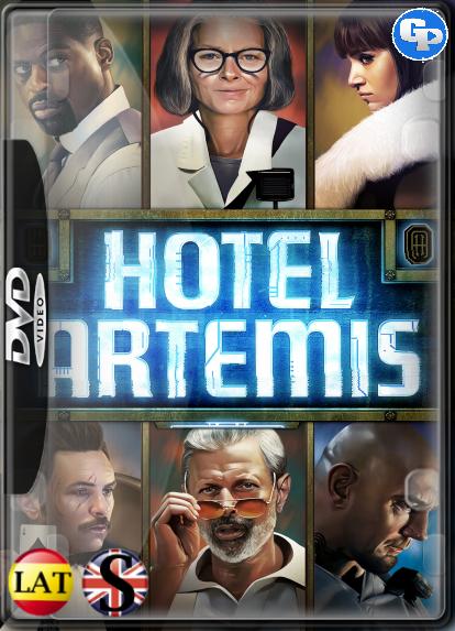 Hotel De Criminales (2018) DVD5 LATINO/INGLES