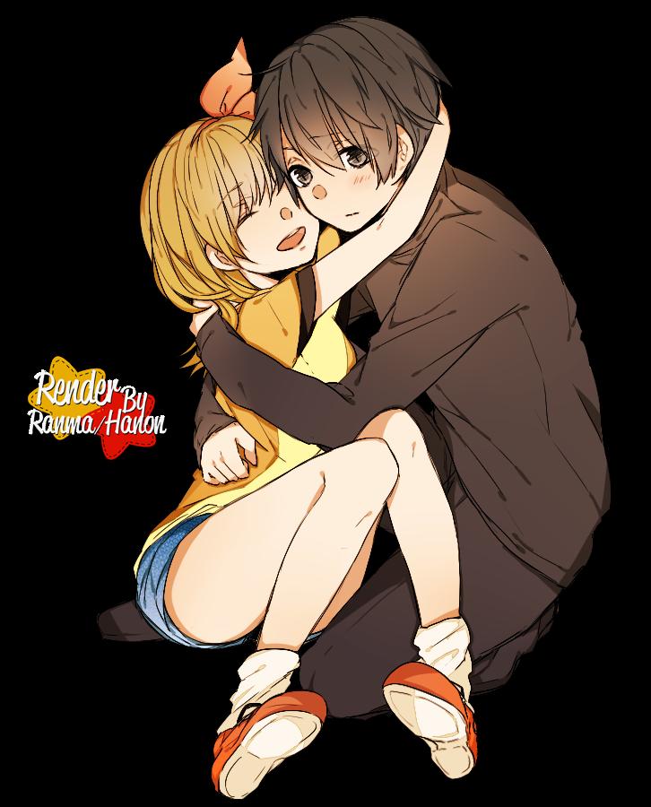 Render Kanzaki Shiori & Suga Koutarou
