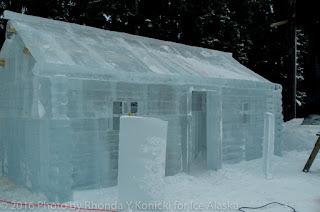Building Ice Park Week 5