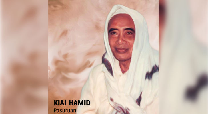 Dermawan, Kiai Hamid Pasuruan
