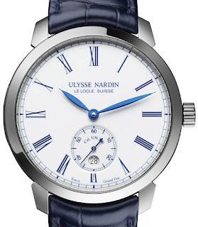Montre Ulysse Nardin Classico Manufacture