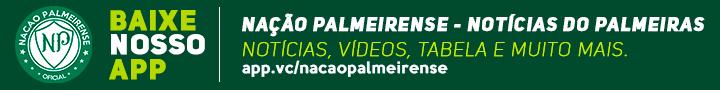 App Nação Palmeirense