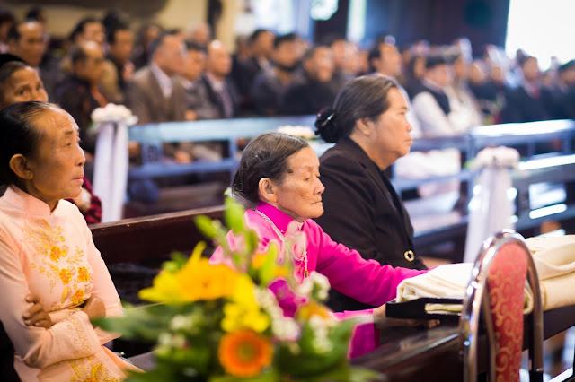 Lễ truyền chức Phó tế và Linh mục tại Giáo phận Lạng Sơn Cao Bằng 27.12.2017 - Ảnh minh hoạ 25