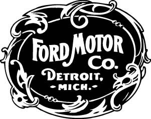Antiguo logo de Ford