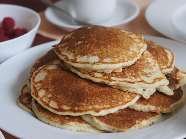 REZEPT: glutenfreie Chia Pancakes