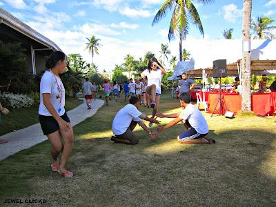fun group activities and team bonding ideas in Cebu Philippines