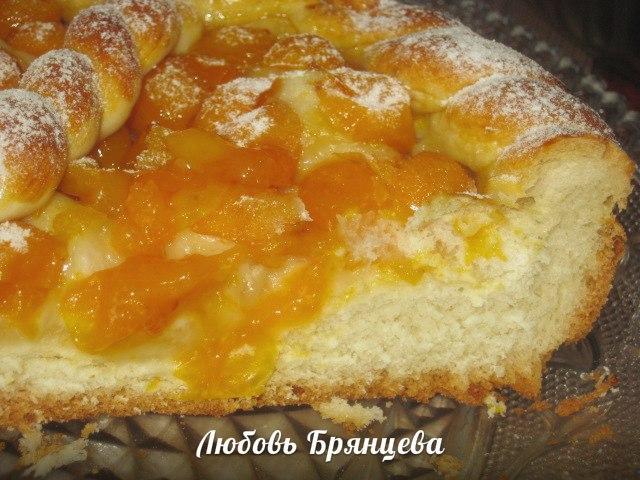 рецепт фруктового пирога в домашних условиях