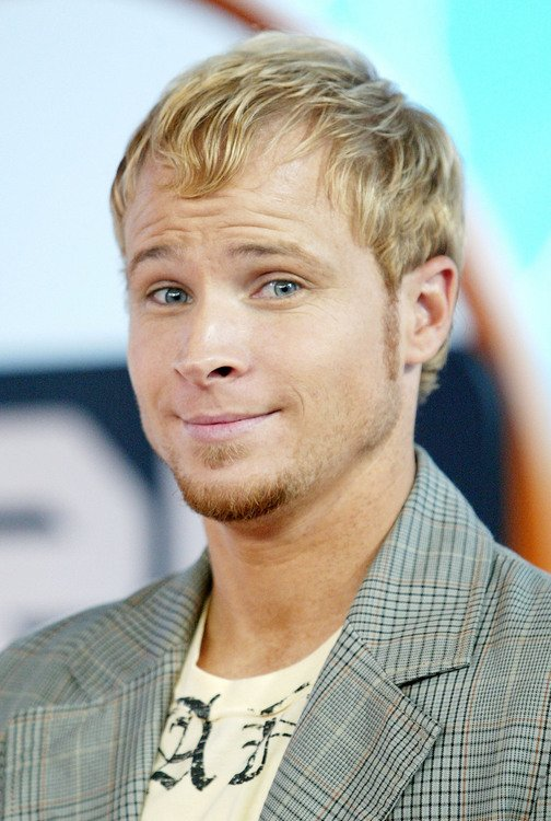 Brian Littrell Hairstyle Men Hairstyles Dwayne The