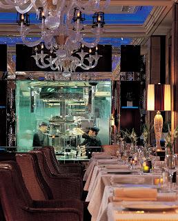 ristorante acanto principe di savoia 2016