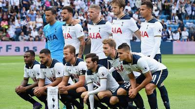 Daftar Skuad Pemain Tottenham Hotspur