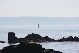 buoy in Quoddy Narrows