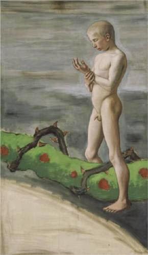 Jardim da Vida - Hugo Simberg e seus simbolismos ~ O artista ansiava por solidão e paz