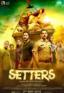 Download Setters (2019) Full Movie Hindi HDTVRip 720p