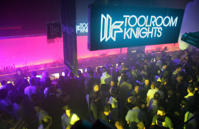 Ministry of Sound Club in london