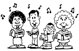 Sing Clip Art | Exclusive Music