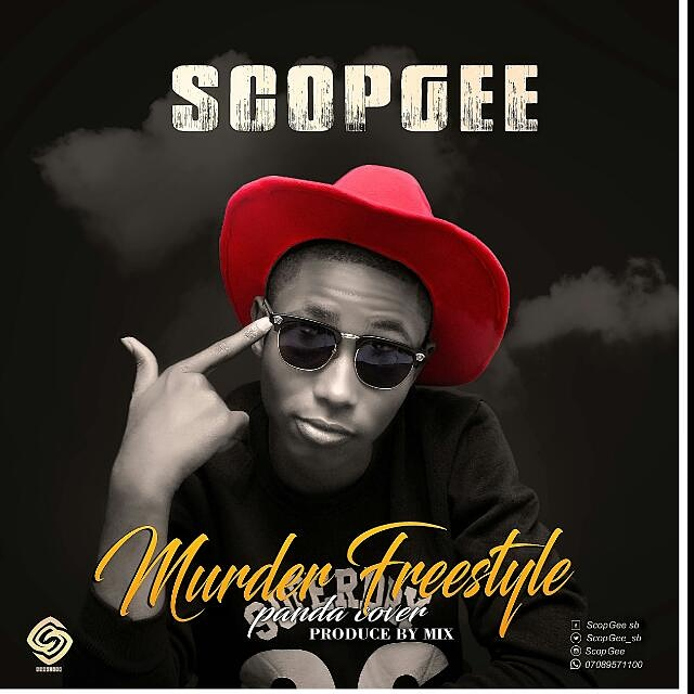 ScopGee murder freestyle (panda cover) by Designer