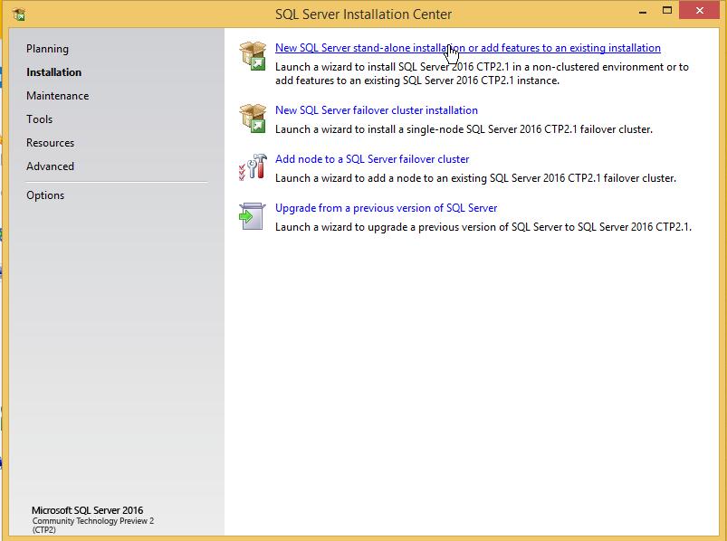 Dinesh's Blog :::: Being Compiled ::::: Installing SQL