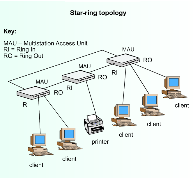 Wdp hnd a hybrid topologies backbone networks and switching star ring topologies is a combination of ring and star topologies this topology was designed as reliable and practical topology ccuart Gallery