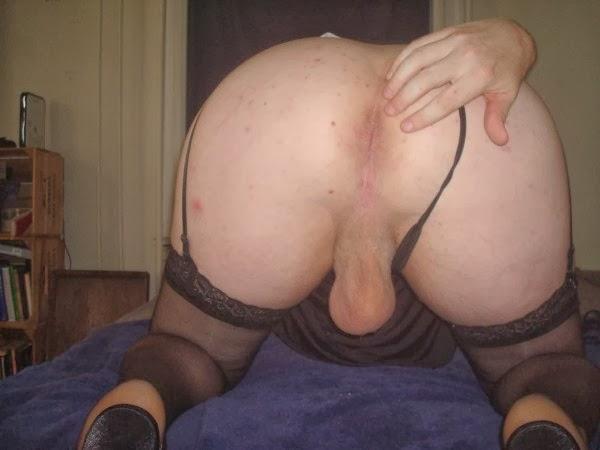 Fuck My Crossdresser Butt 76