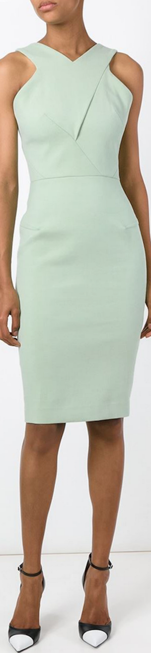 Roland Mouret 'Wilton' Dress
