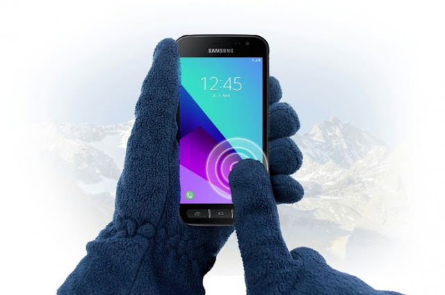 galaxy xcover 4 1