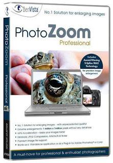 تحميل و تفعيل برنامج ممتاز جدأ في عمل زوم للصور بدون فقدان جودتها PhotoZoom Pro 7