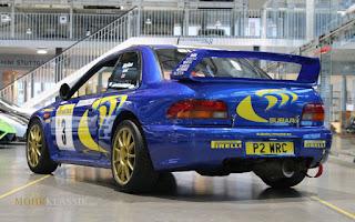 Προς πώληση το πρώτο Subaru Impreza WRC του Κόλιν ΜακΡέι!