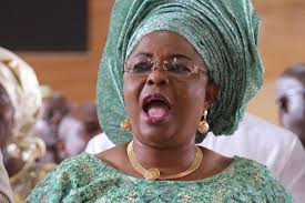 Ex-First Lady, Patience Jonathan