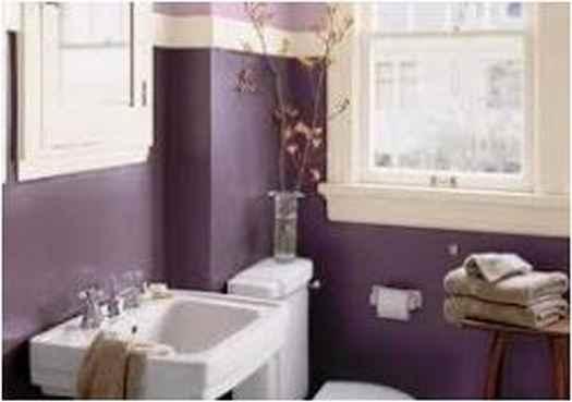 Trick Farmhouse Bathroom Color Ideas