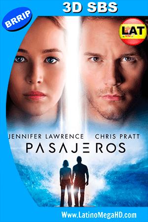 Pasajeros (2016) Latino 3D SBS 1080P ()